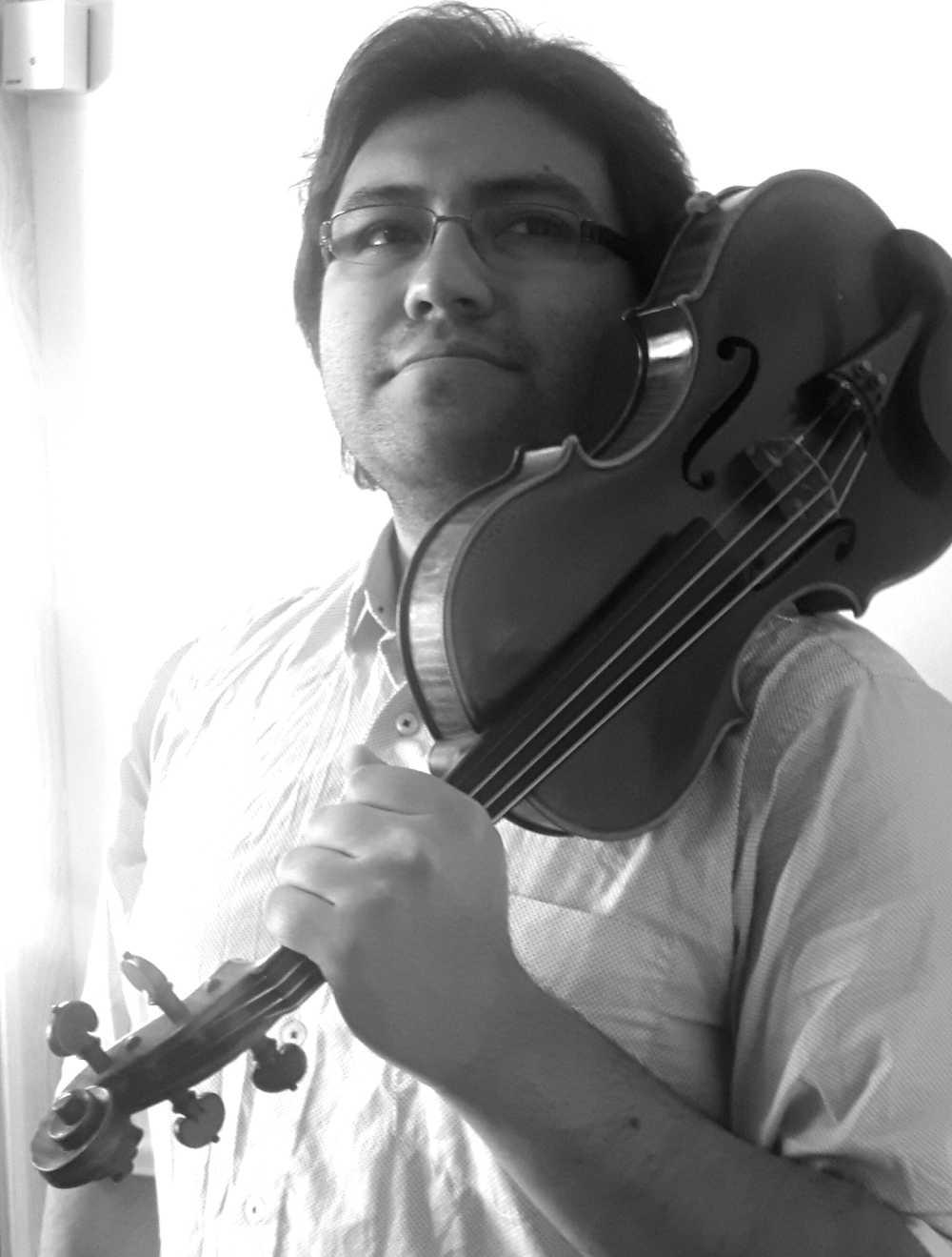 Daniel Cifuentes Jiménez (Violin)