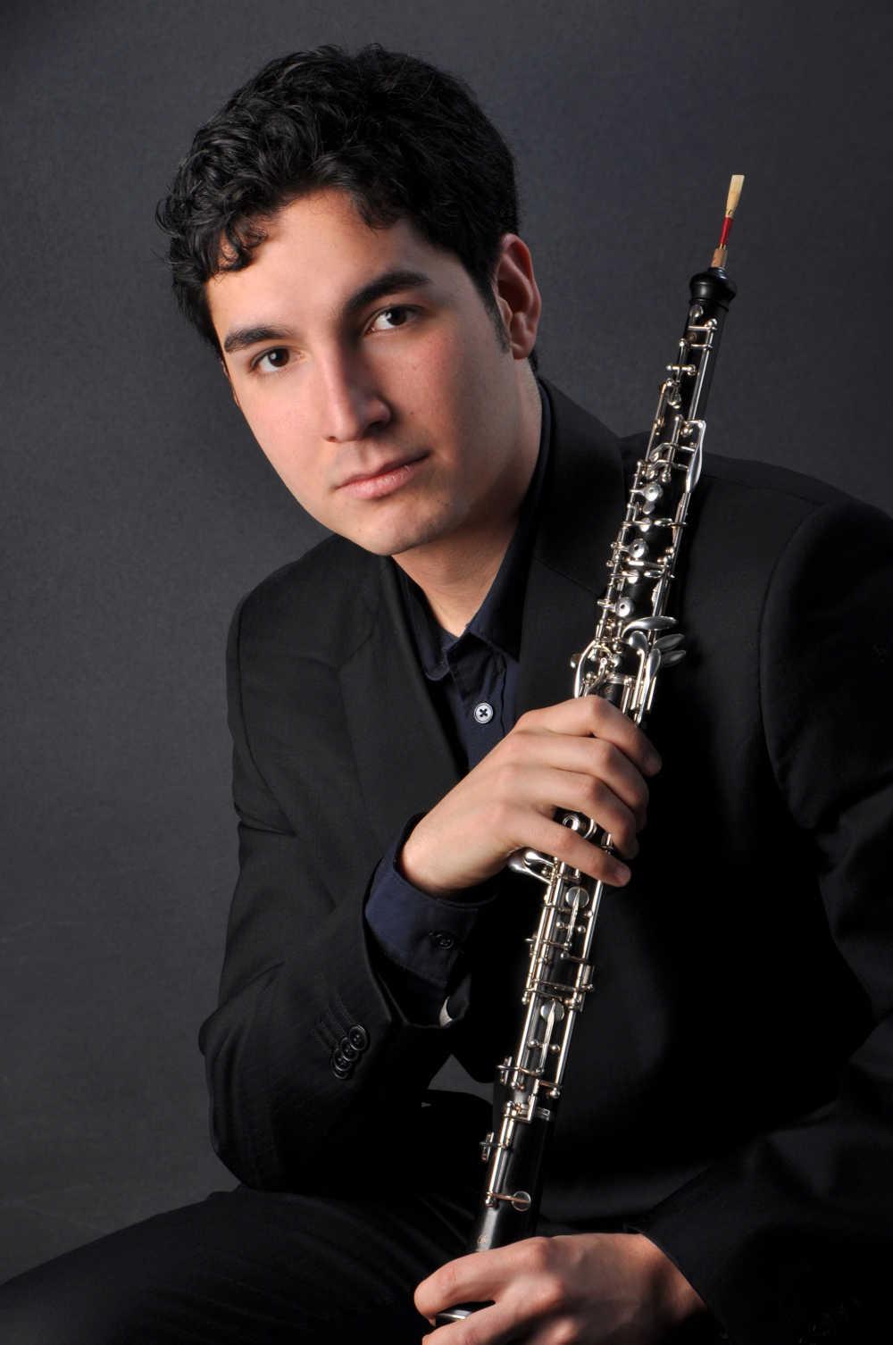 Gonzalo Mejía (Oboe)