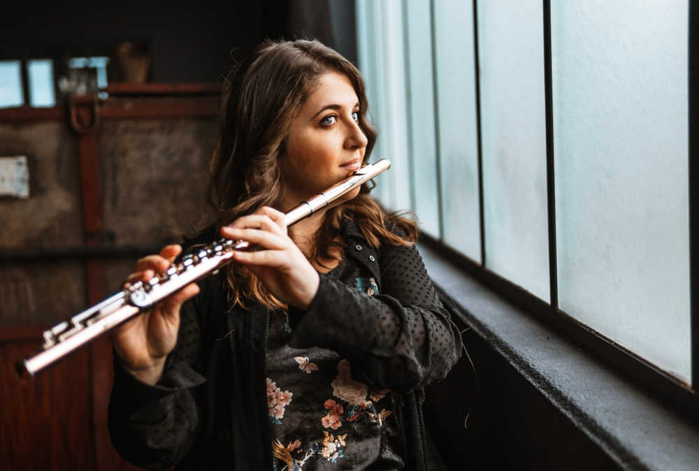 Marina Pierucci (Flöte)
