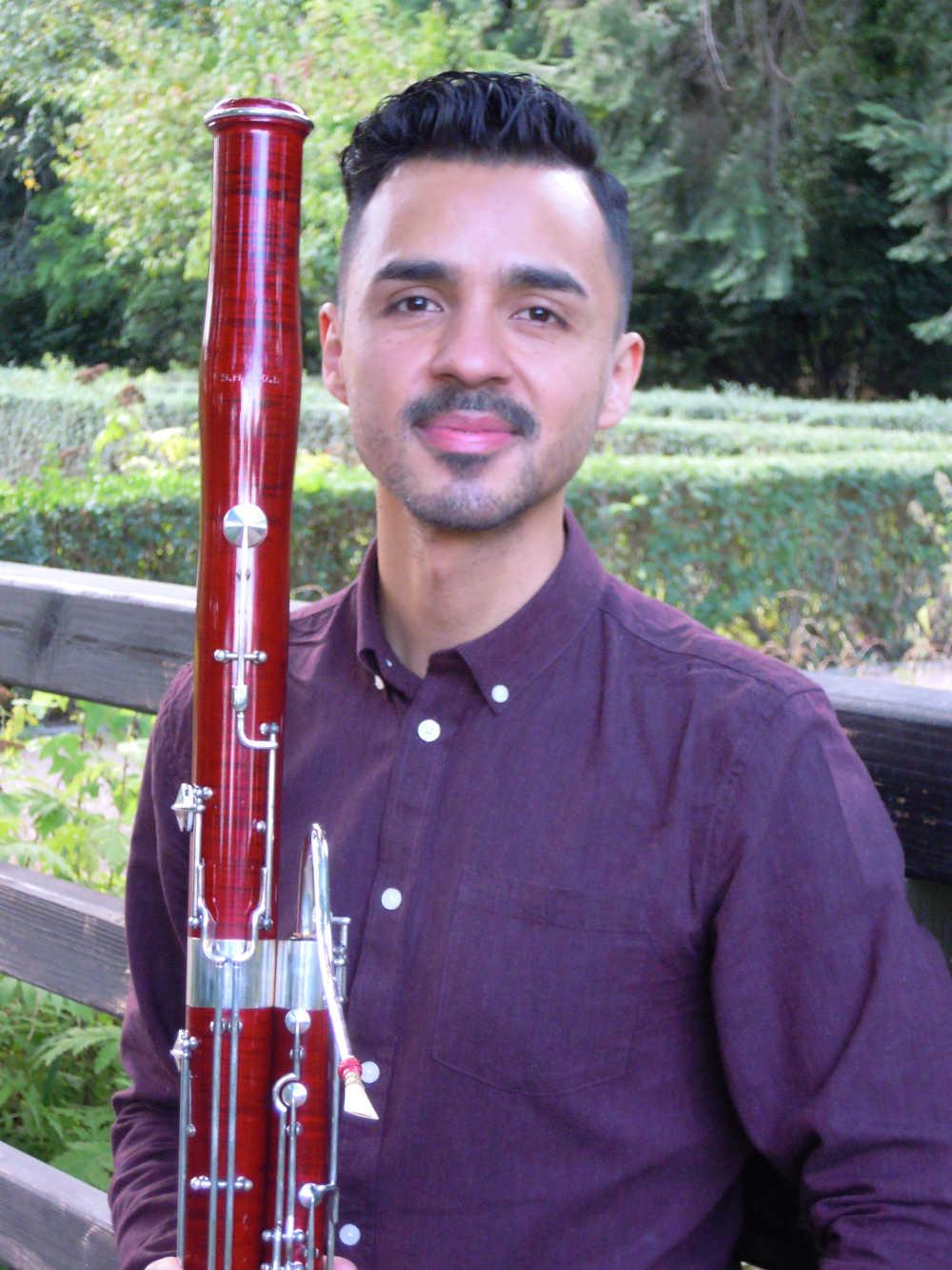 Luis Avendaño (Bassoon)