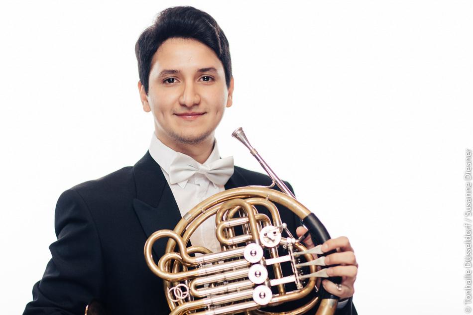 Andrés Eloy Aragón Ayala (Horn)