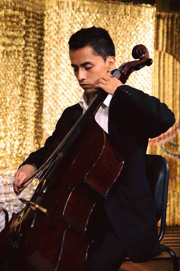 You are currently viewing Camilo Chaparro (Cello)