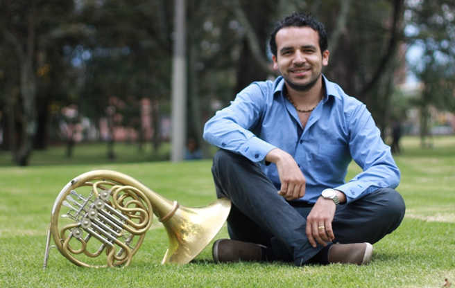 You are currently viewing Daniel López (Horn)