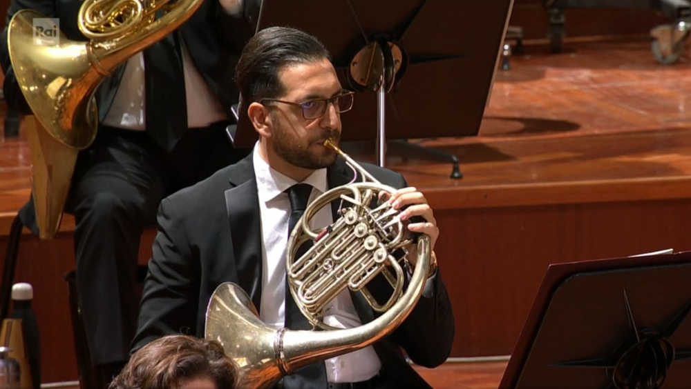 You are currently viewing Emanuele Giovanni Urso (Horn)