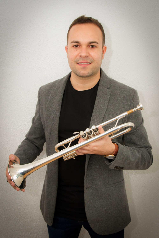 Óscar Martín (Trompete)