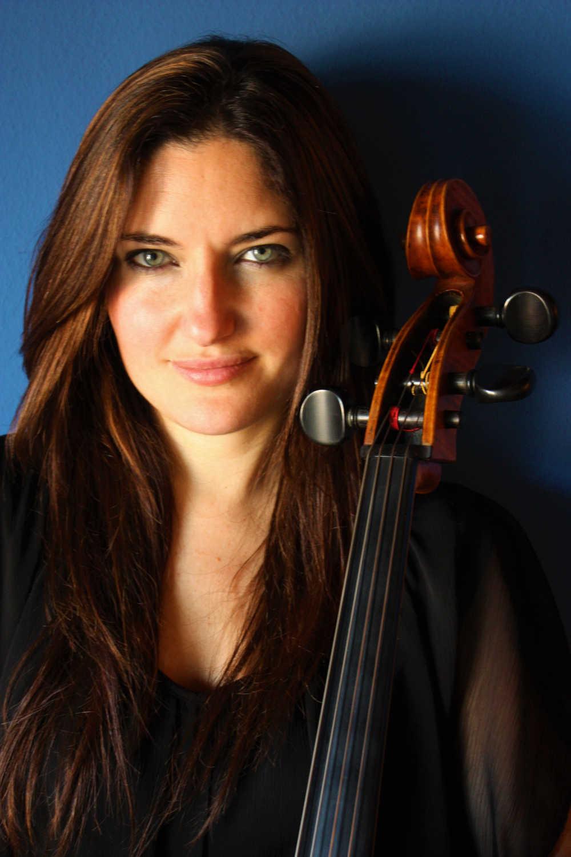 Melina Montes (Cello)